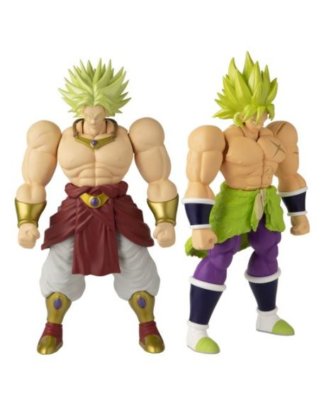 Figurine Dragon Ball Super Saiyan Broly Géante 30 cm
