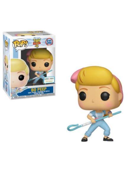 Petite figurine Funko Pop Disney Toy Story 4 Bo Peep Exclusivité FNAC