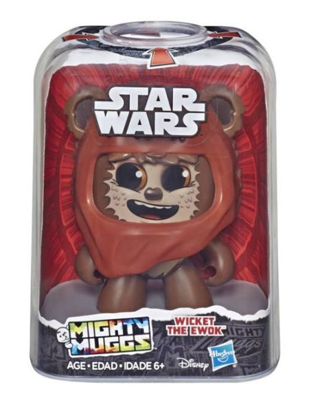 Figurine Star Wars Mighty Muggs Wicket