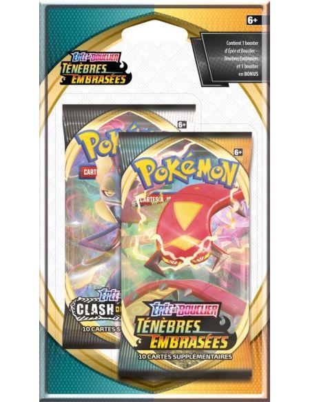 Blister booster Pokémon Épée et Bouclier 3
