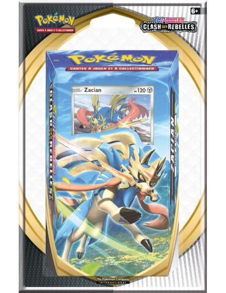 Jeu de cartes Pokémon starter blister Épée et Bouclier 2