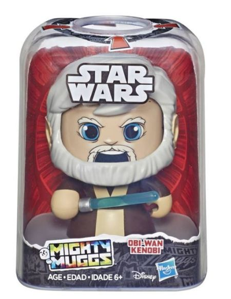 Figurine Star Wars Mighty Muggs Obi Wan Kenobi