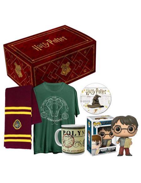 Box officielle Harry Potter avec T-shirt M