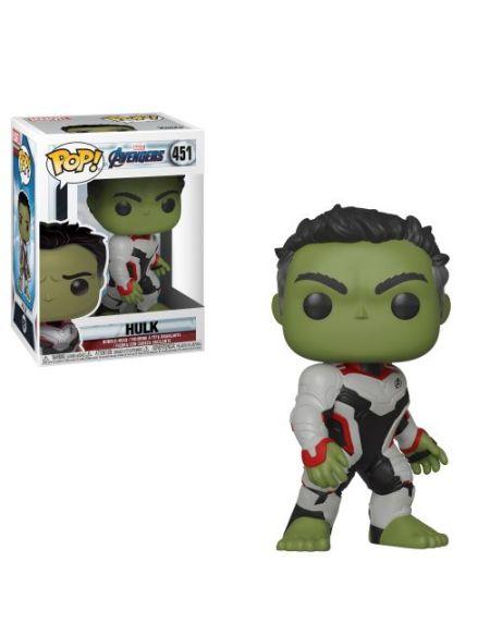 Figurine Funko Pop Avengers Endgame Hulk