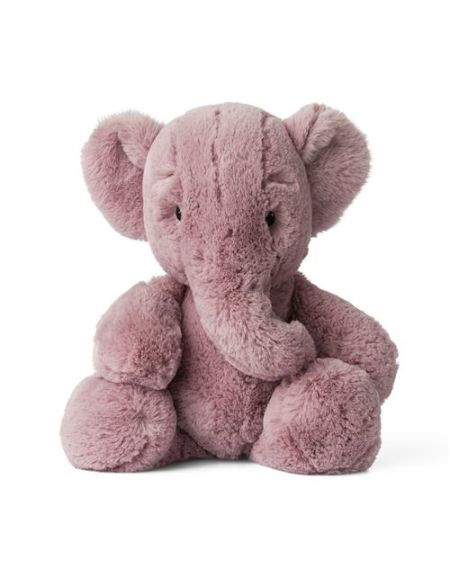 Animal en peluche Wwf Cub Club Ebu Eléphant Extra-Soft 23 cm Rose