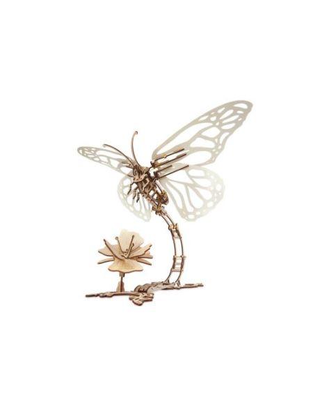 Puzzle 3D Ugears Papillon