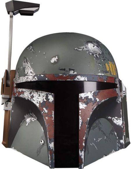Réplique Star Wars E5 Boba Fett Casque électronique