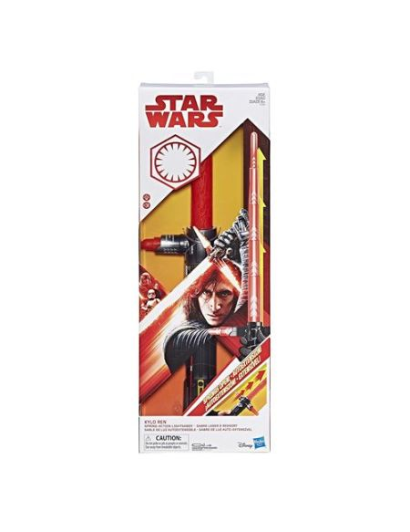 Sabre laser automatique Star Wars Kylo Ren