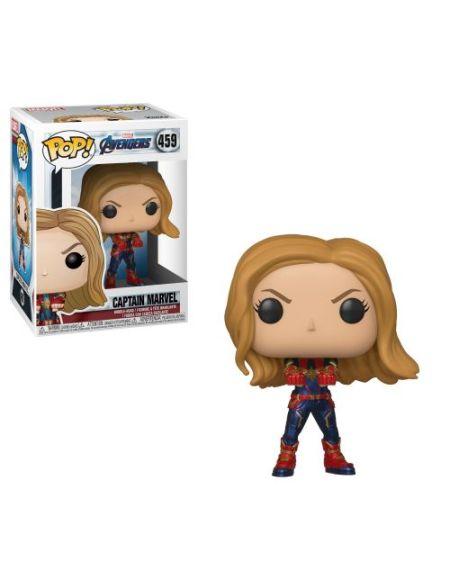 Figurine Funko Pop Marvel Avengers Endgame Captain Marvel