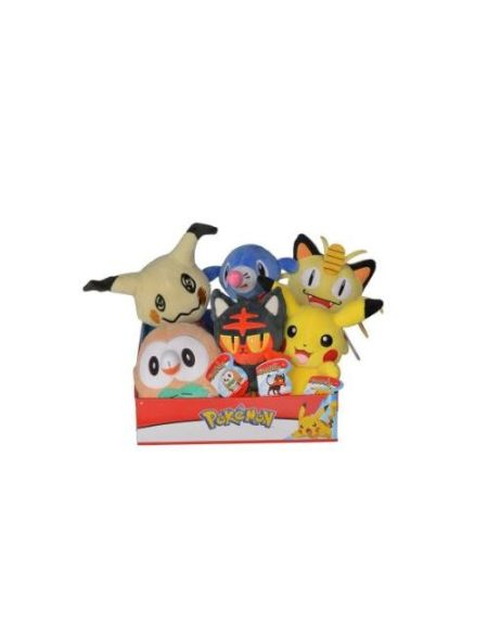 Peluche Pokémon 20 cm