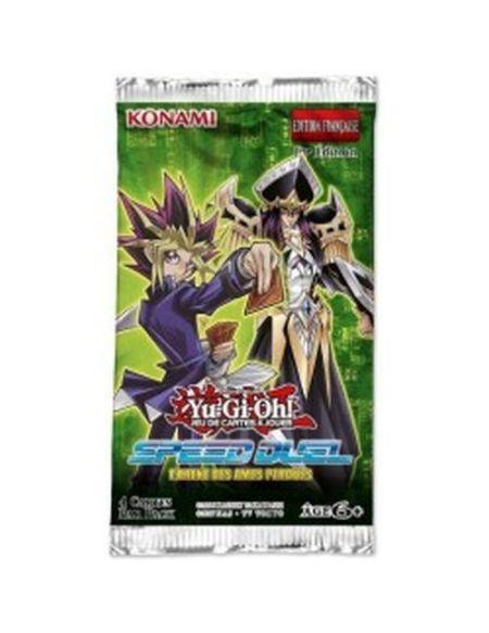 Jeu de cartes Konami Yu Gi Oh Booster Les épreuves du Royaumes