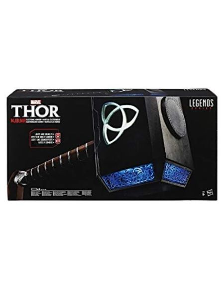 Réplique Avengers Marvel Legends Series Thor Marteau