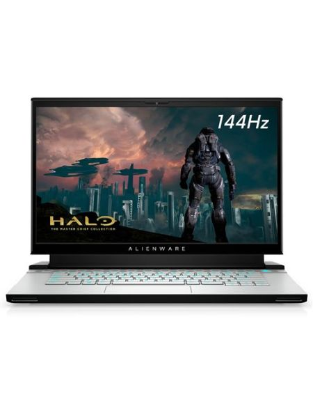 "PC Portable Gaming Dell Alienware M15 R3 15.6"" Intel Core i7 16 Go RAM 1 To SSD Blanc"