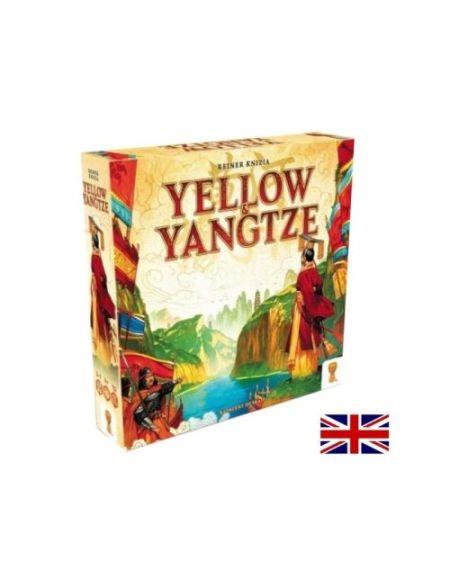 Jeu de société Matagot Yellow & Yantze