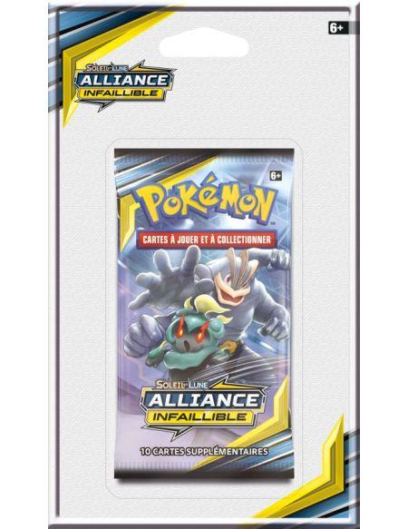 Booster Blister Pokémon SL10 Lune et Soleil