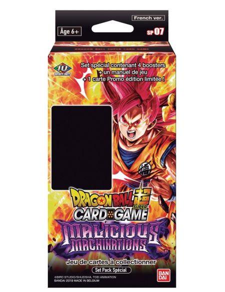 Jeu de cartes Bandai Dragon Ball Super Spécial Pack Série 8