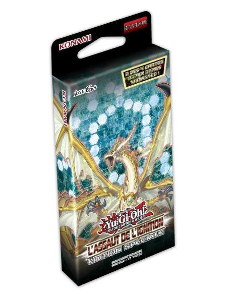 Jeu de cartes Yu-Gi-Oh l'Assaut de l'Ignition