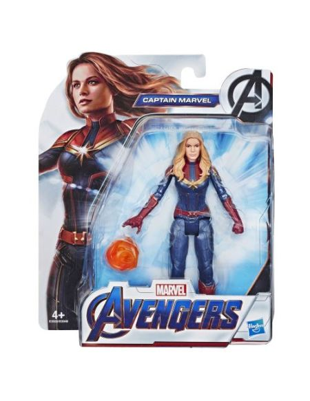 Figurine Marvel Avengers Endgame Captain Marvel 15 cm