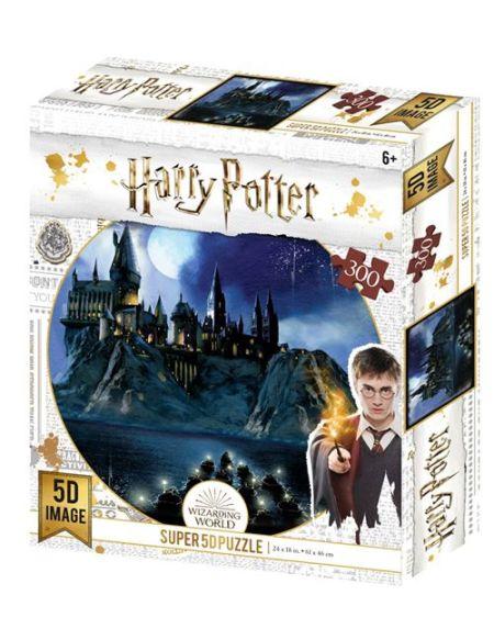 Puzzle 5D Prime 3D Harry Potter 300 pièces