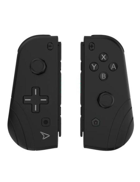 Paire de 2 manettes Steelplay pour Nintendo Switch Noir
