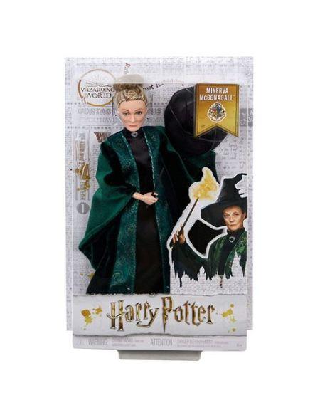 Poupée Figurine Harry Potter Prof McGonagall