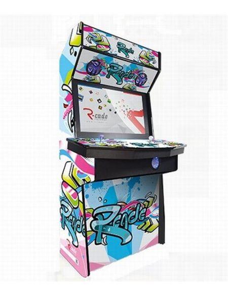Borne d'arcade R-Cade Jamma Elite