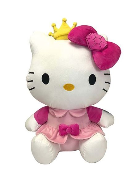 Peluche princesse Simba Hello Kitty 50 cm
