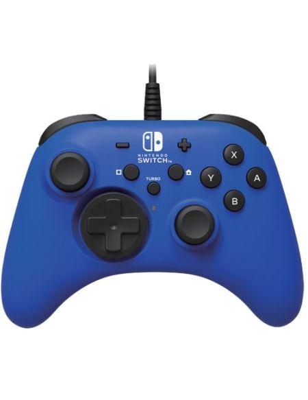 Manette HORI pour Nintendo Switch Bleu