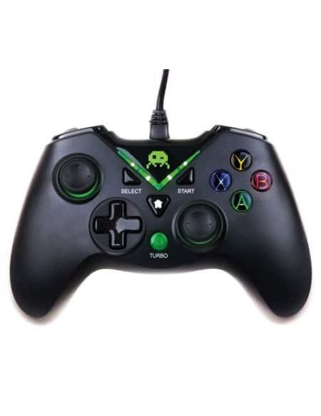 Manette Xbox One filaire Freaks And Geeks Noir