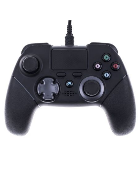 Manette PS4 filaire Freaks And Geeks FPS-100 E-Sport Noir