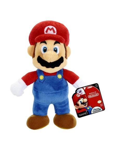 Peluche Nintendo Mario Modèle Aléatoire