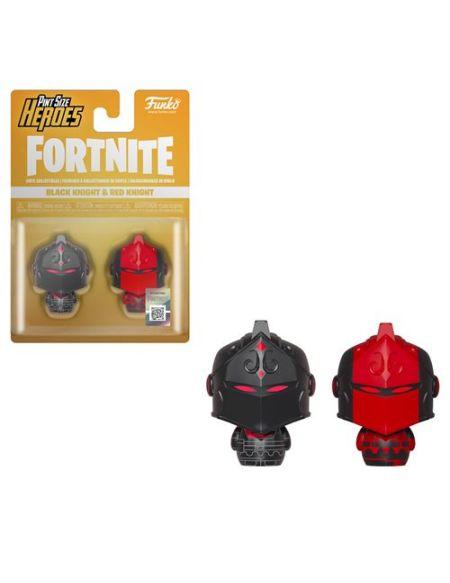 Figurine Funko Pop PSH 2Pack Fortnite Black Knight et Red Knight
