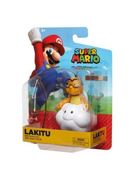 Figurine Nintendo Mario 10 cm Modèle aléatoire