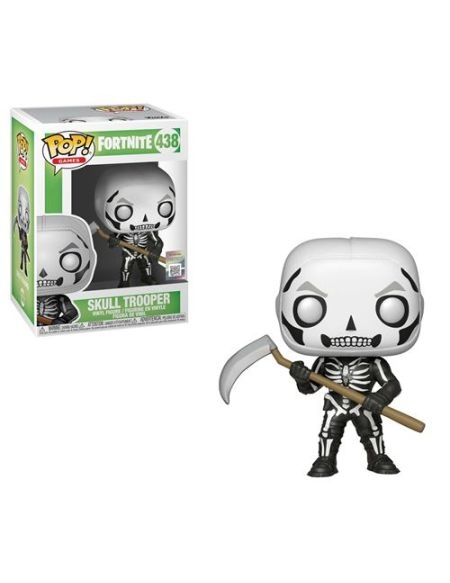 Figurine Funko Pop Games Fortnite Skull Trooper