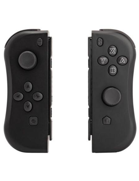 Pack de 2 Manettes Under Control Ii-Con Noir pour Nintendo Switch
