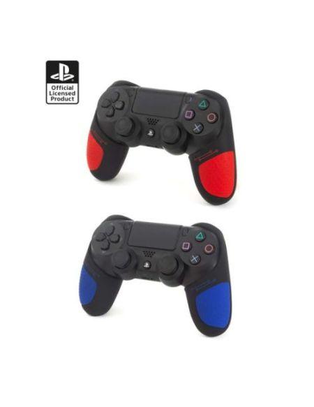 Pack de 2 manettes Numskull Dualshock 4 Comfort Grip pour PS4
