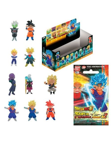 Figurines Dragon Ball Z Super Collectible Modèle aléatoire