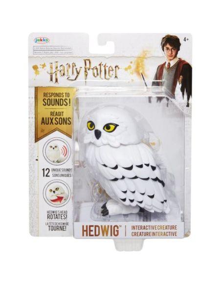 Créature féerique 12 cm Hedwige Harry Potter