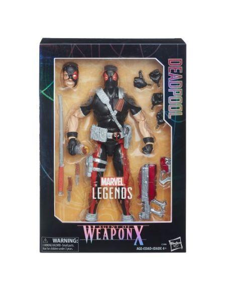 Figurine Marvel Avengers Legends Series Deadpool Collector 30 cm