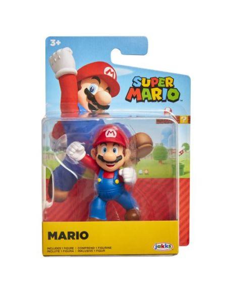 Figurine Nintendo Mario Vague 21 6 cm Modèle aléatoire