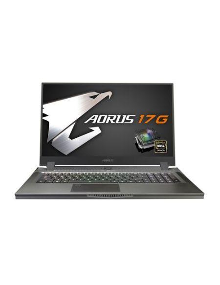 "PC Portable Gaming Gigabyte Aorus 17G WB-7FR1130MH 17,3"" Intel Core i7 16 Go RAM 512 Go SSD Gris"