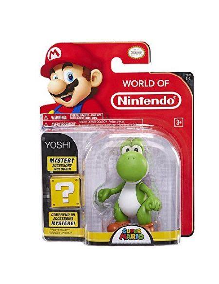 Figurine Nintendo Mario Vague 17 10 cm Modèle aléatoire