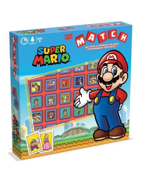 Jeu de société Winning Moves Match Super Mario