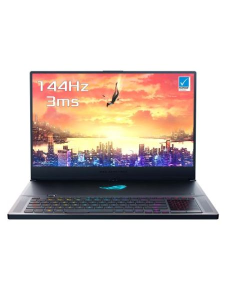 "PC Portable Gaming Asus Zephyrus S17-GX735LXS-34T 17.3"" Intel Core i7 16 Go RAM 512 Go SSD + 1 To SATA Noir"