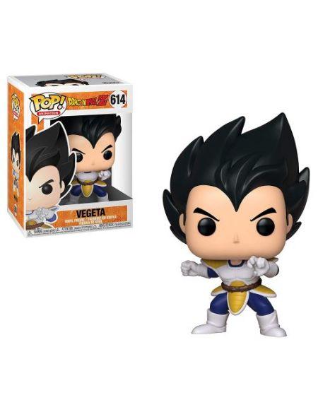 Figurine Funko Pop Dragon Ball Vegeta