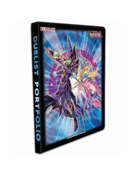 Jeu de cartes Yu-Gi-Oh JCC Portfolio The Dark Magicians
