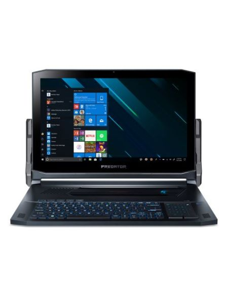 "PC Portable Gaming Acer Predator PT917-71-735X 17.3"" Intel Core i7 16 Go RAM 512 Go SSD Noir"