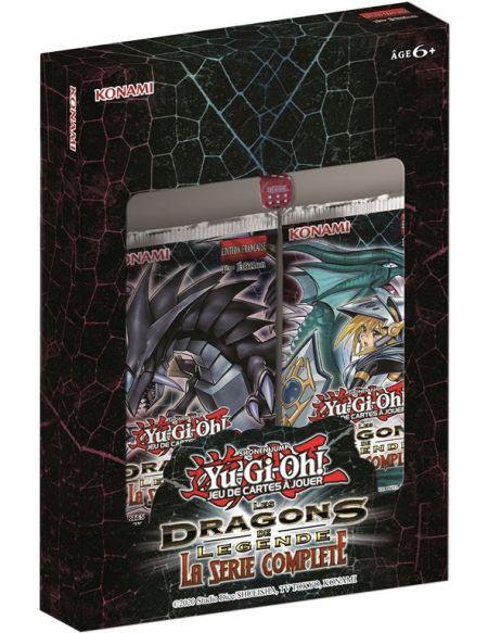 Jeu de cartes Yu-Gi-Oh JCC Box Dragon de Légende La Série Complète