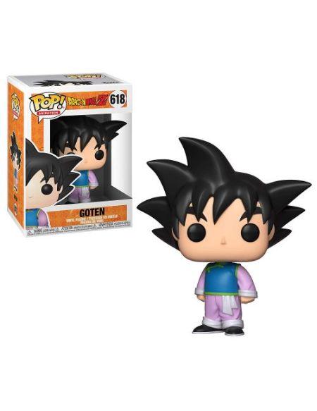 Figurine Funko Pop Dragon Ball Goten