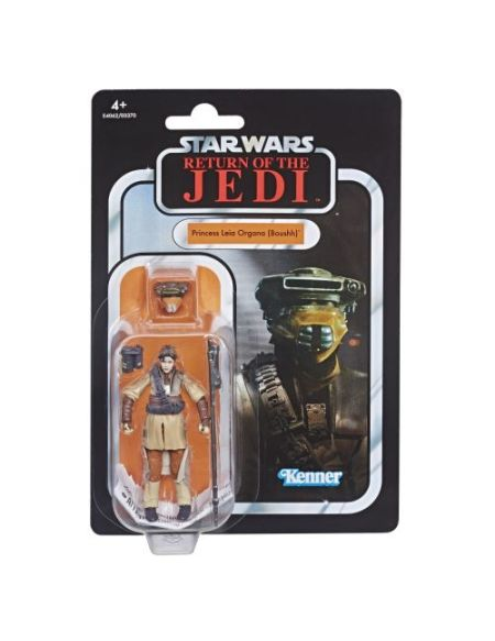 Figurine Star Wars Princesse Leia Organa Boushh 10 cm